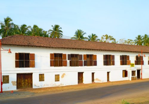 arakkal musium side view