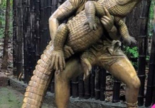 snake park steve irvin